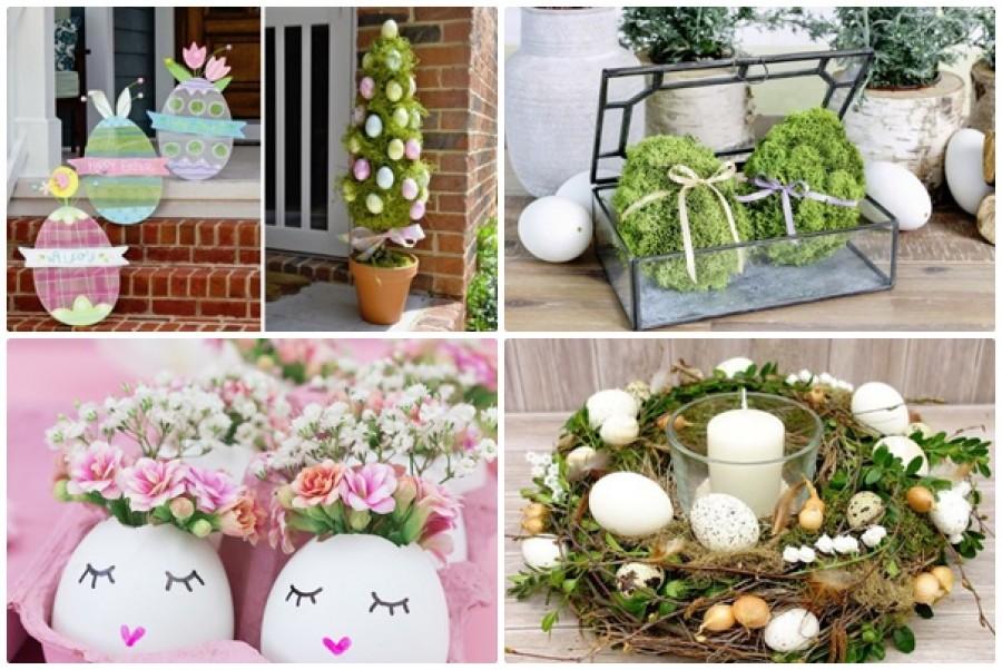 Néhány szép húsvéti dekoráció