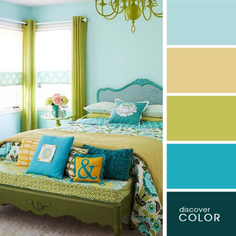 Trendi színkombinációk a lakásba